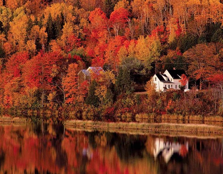 2017 Promo Calendars - Atlantic Canada  Atlantic Canada Scenic Maritime Provinces - October  Woodstock, New Brunswick