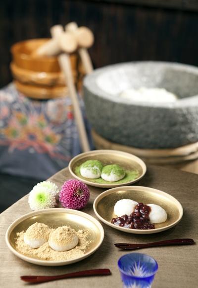 あんころ餅 きなこ餅 うぐいすきなこ餅 ♥ Japanese Dessert