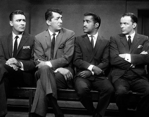 The Rat Pack.....So classy and cool.