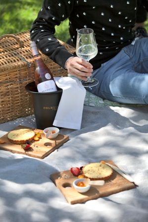 Riverside Picnics @ Delheim Wine Estate - 1st October 2017! Children's baskets are available at R100 each and contain finger-licking goodies such as chicken wing lollipops with baby potatoes and cucumber, juice as well as cheese and crackers. Each kiddies' box comes with home-baked cookies, which they can immediately set about decorating too.