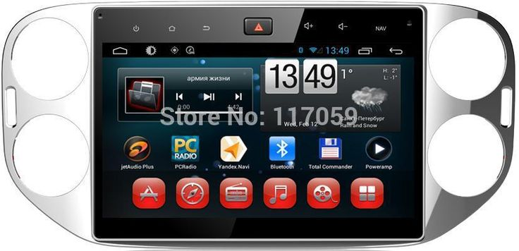 "Find More Car DVD Information about Android Full Touch 10.1"" Big Screen GPS Navigation for VW Volkswagen Tiguan 2013 14 15 with 3G/WIFI/SWC/Ipod/Canbus/Mirrorlink,High Quality screen torch,China screen ubuntu Suppliers, Cheap tiguan 2008 from China Auto Accessories' Club on Aliexpress.com"