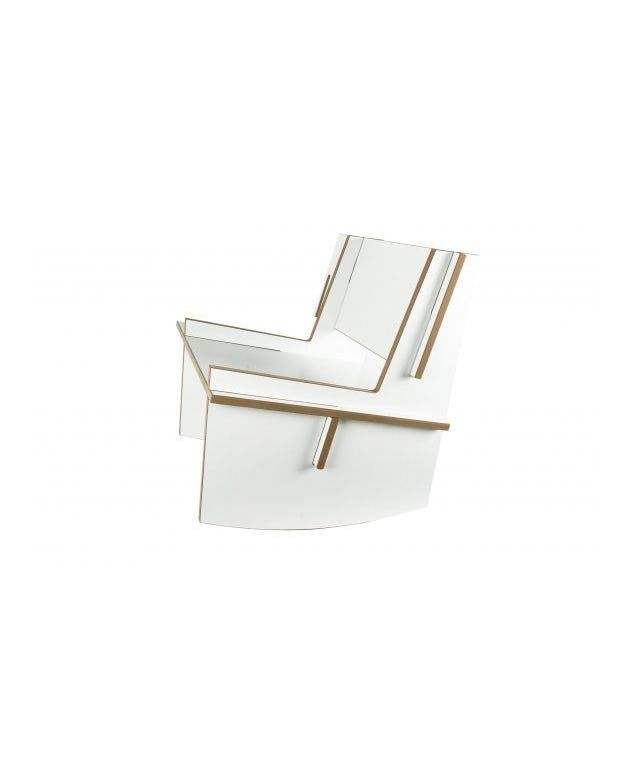 TAGLIAECUCI Wooden Armchair designed by Andrea Fantinato | Studio made in Italy as part of Furniture and Lounge furniture and Armchairs tagged Italian living room furniture and Scandinavian Furniture - image 1 on CROWDYHOSUE