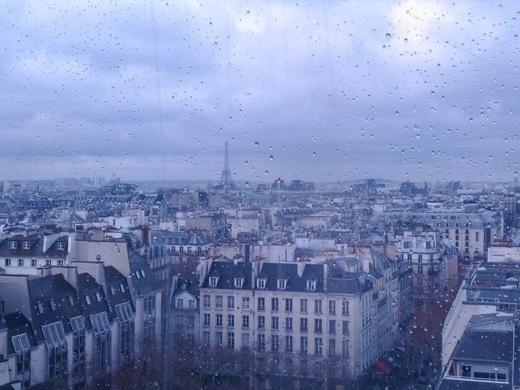 Paris. Pompidou.