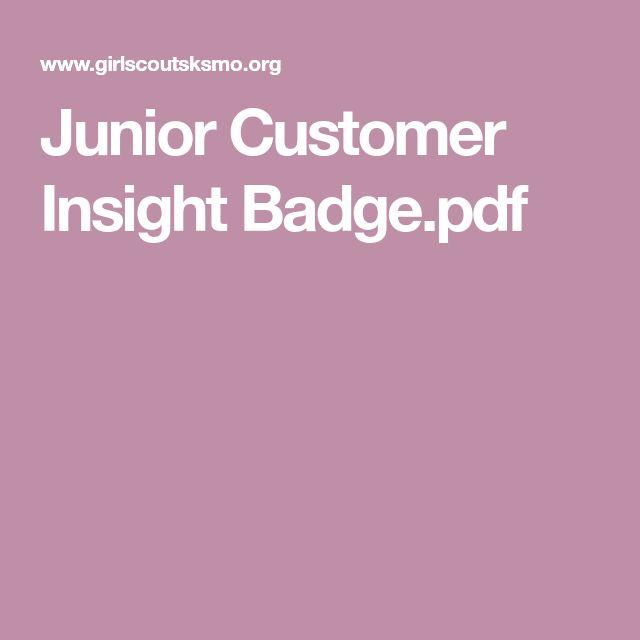Junior Customer Insight Badge.pdf
