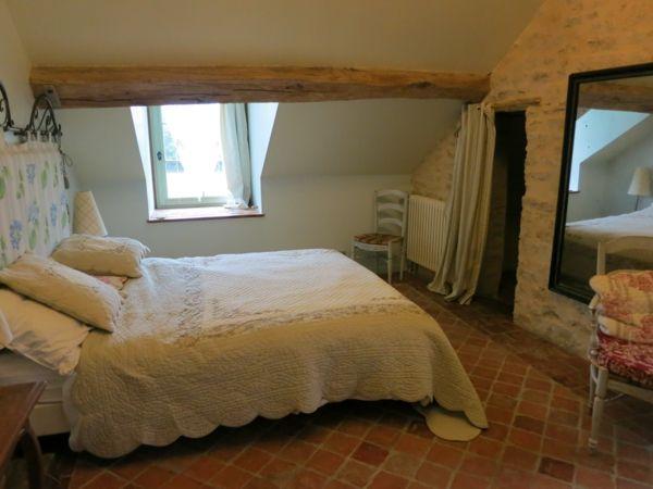 rustikaler stil fürs schlafzimmer
