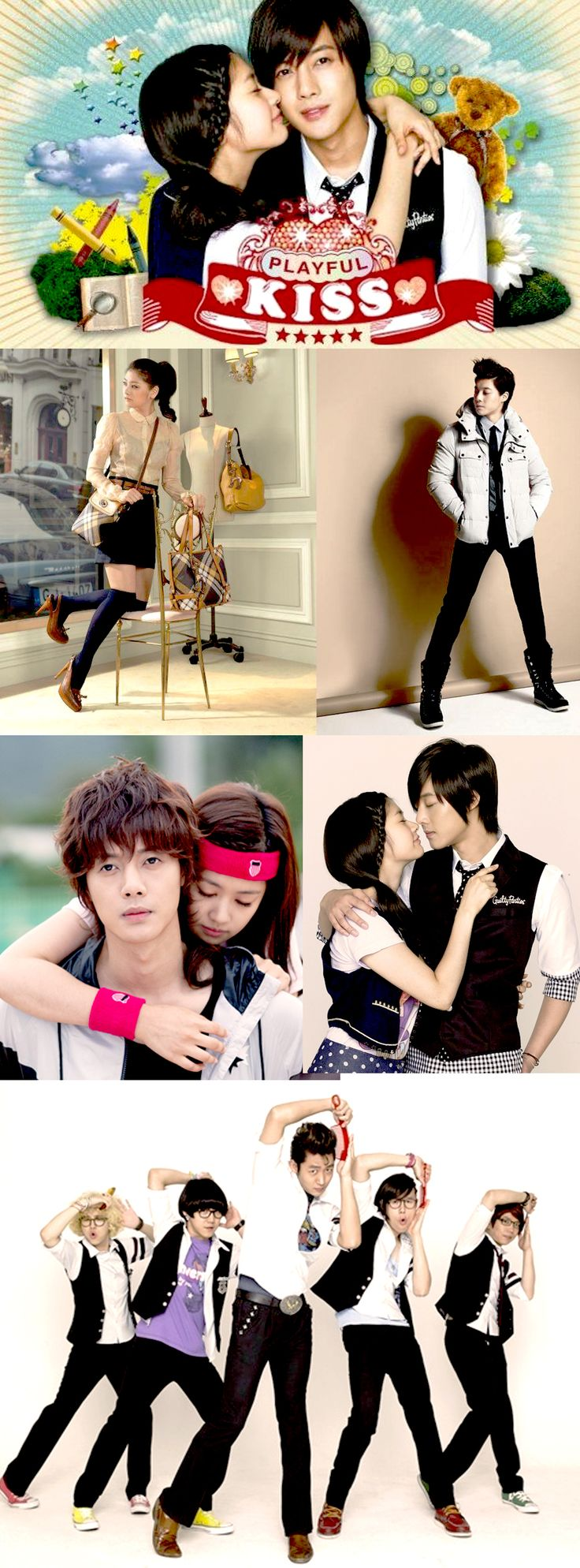 Naughty kiss episode 7 2010 - Playful Kiss Kdrama 2010 16 Episodes Kim Hyun Jung So Lee