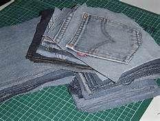38 best RAG QUILT PATTERNS images on Pinterest | Baby quilts, Book ... : free denim quilt patterns - Adamdwight.com