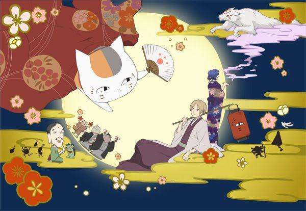 夏目友人帳(なつめゆうじんちょう): ニャンコ先生&夏目貴志(なつめたかし) 日本の原風景, 日本人の強さと優しさ, 絆… 日本は, 神と人と神でも人でもないものとが互いに助け合い, 慈しみ合って, 長い時をかけ紡いで来た国…  Natsume Yuujinchou: Natsume Takashi&Nyanko Sensei ©️Yuki Midorikawa / Natsume-Yujin-Cho