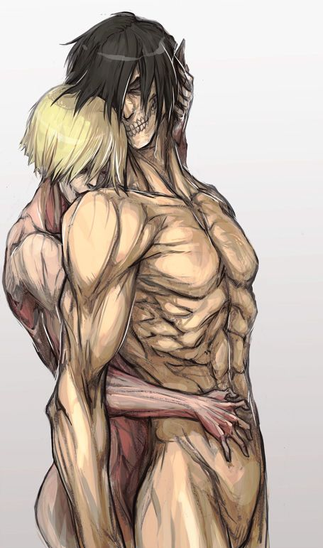 eren and annie relationship with god
