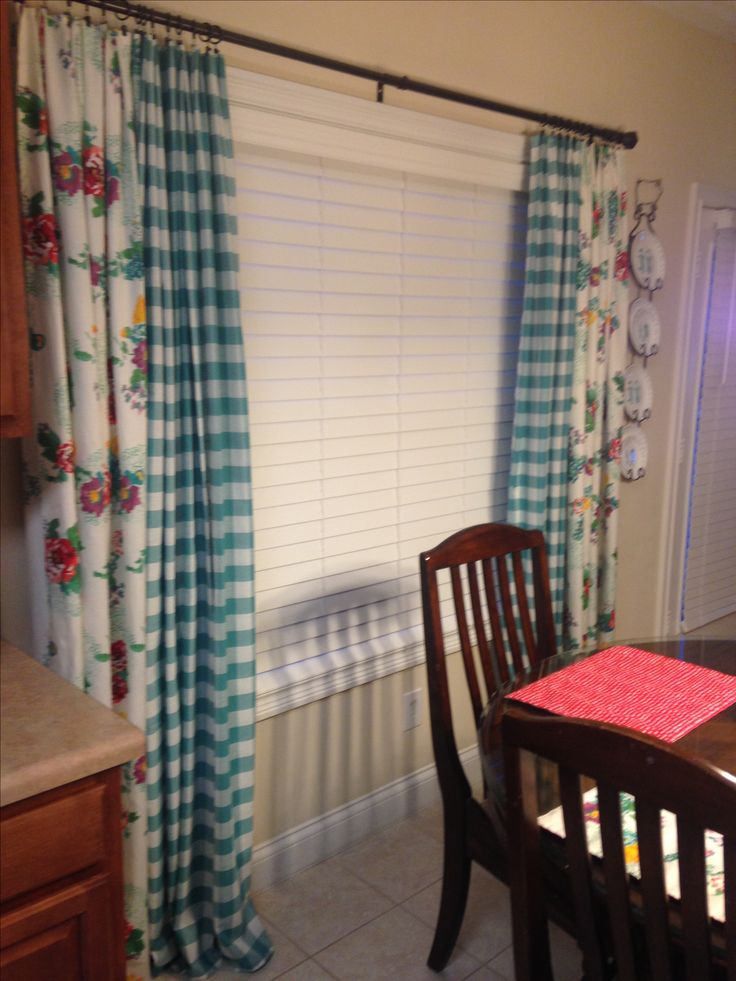 25 Best Vintage Curtains Ideas On Pinterest Country