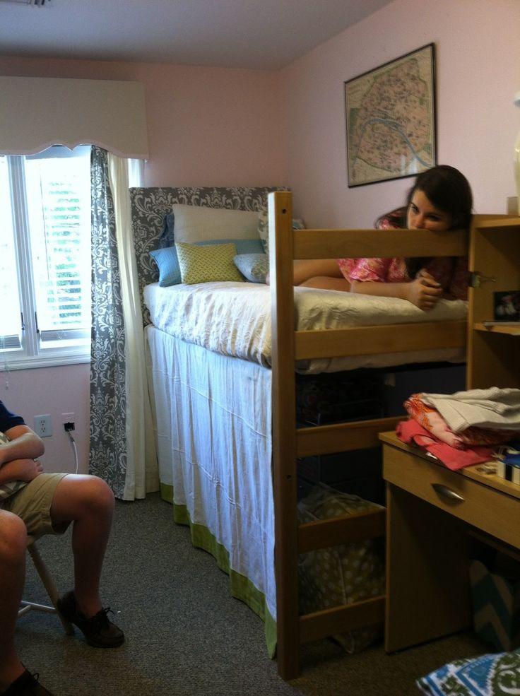 Dorm Room Loft Beds: 9 Best University Of Pittsburgh Dorm Room Images On