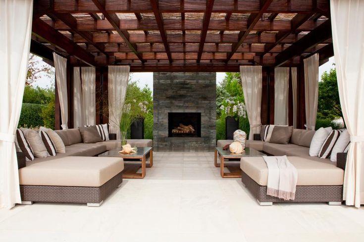 20 Fresh Design Ideas for Arbors, Arches + Pergola…