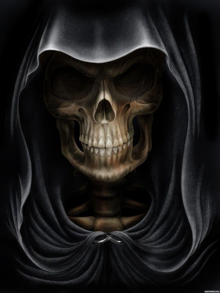 стекло капли аватарки картинки с черепами ставить