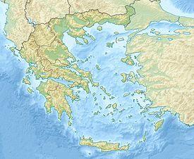 Monte Olimpo está localizado em: Grécia