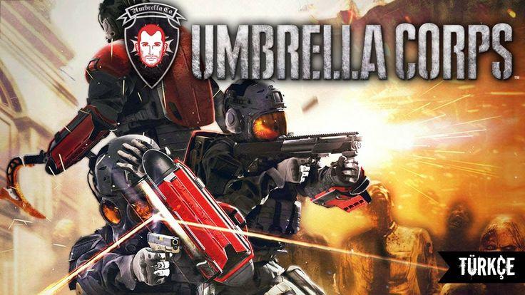 Resident Evil: Umbrella Corps Gameplay Türkçe   İlk Bakış