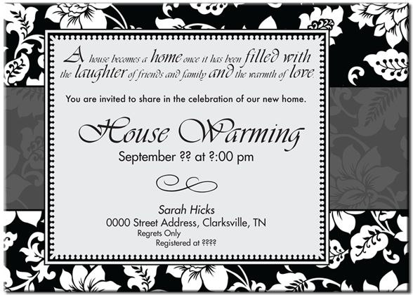 17 Best images about Housewarming Invitations on Pinterest | Sweet ...