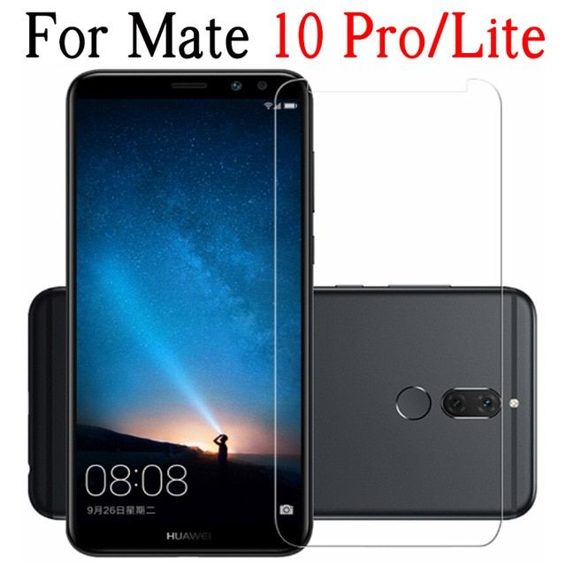 For Huawei Mate 10 Pro Protective Glass For Huawei Mate 10 Lite Screen Protector Protection On Mate10 Light Film Tempered Glas Review Phone Screen Protector Cell Phone Reviews Phone Material