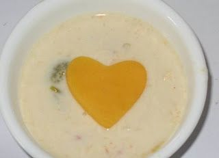 Broccoli Cheese Soup - Perfect for Atkins Induction - 4g net carbs/serving (Throw in some bacon! ;)
