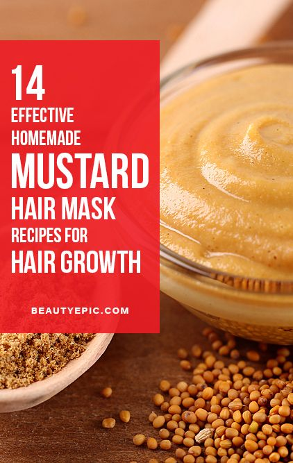 14 Effective Homemade Mustard Hair Mask Recipes for Hair Growth