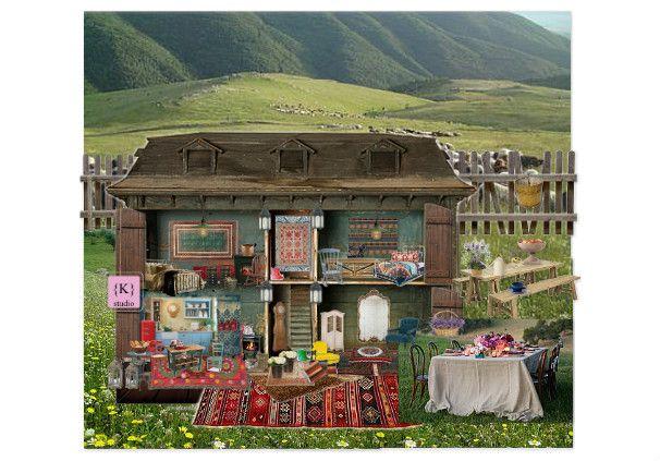 farmhouse~kaimaktsalan~Greece