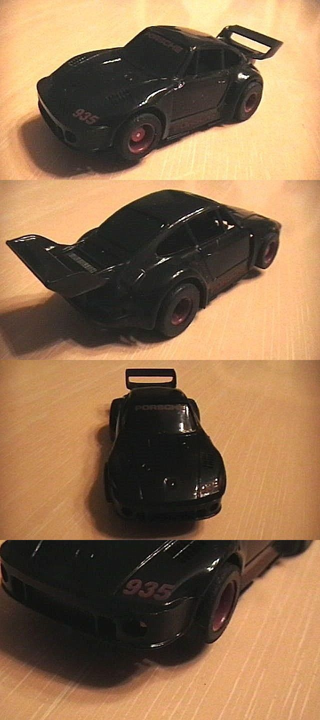 1970-Now 2619: Tyco *Brand New* Porsche 935 Slot Car - Wet Looking Black Finish! Afx-Style! -> BUY IT NOW ONLY: $39 on eBay!