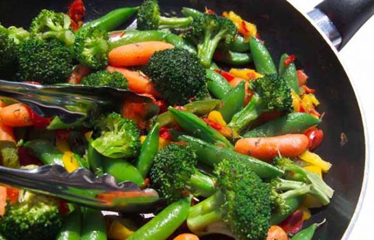 Sauteed Vegetable Medley