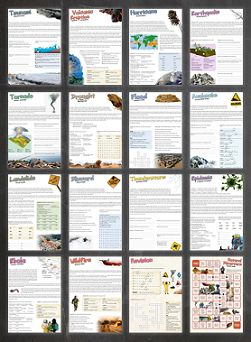 Let's learn about natural disasters!  This worksheet includes 21 pages with a large variety of activities and exercises about natural disasters. The materials have informative exercises about many different kinds of disasters such as landslides, tornadoes, tsunamis, hurricanes, epidemics and many others! Crosswords, word searches, puzzles and other kinds of activities are included to make it a fun and interesting class.