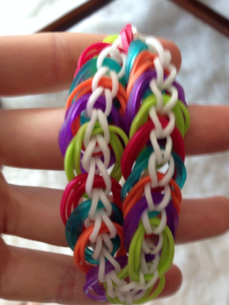Rainbow loom designs