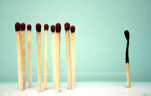Conceptual Photography - racism