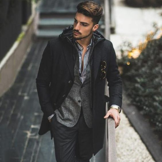 Pin by Clifton on Moda Masculina | Stylish mens outfits