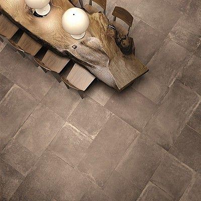 Unika porcelain stoneware tile by ABK / Italy