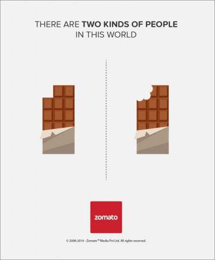 Dwa rodzaje ludzi :: Magazyn Akademia Sztuki :: Sztuka Design Architektura :: Inspiracje