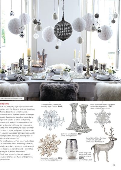 Exclusive Magazine features Miriam Hanid's Reflection Vase. Find the vase on our website here: http://www.miratis.com/metal/hand-engraved-reflections-vase.html