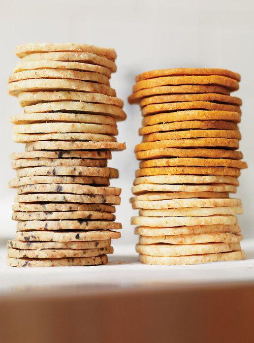 Biscuits de base au parmesan Recettes | Ricardo