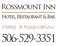 Cuisine - Rossmount InnRossmount Inn
