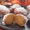 Pumpkin Doughnut Holes | mrfood.com: Pumpkin Doughnut, Holidays Recipes, Recipes Sweet, To Die For Pumpkin, Doughnut Hole, Canned Pumpkin Recipes, Cans Pumpkin Recipes, Holiday Recipes