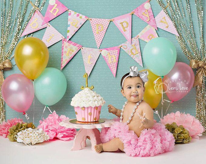 16 pulgadas soporte de la torta, soporte de la torta Smash, pie para pastel de madera, prop de fotografía, primer cumpleaños, primer cumpleaños, prop smash torta, decoración de cumpleaños