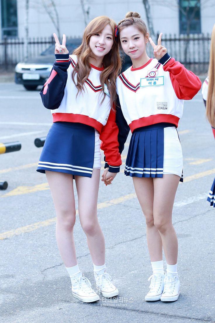 Eunseo and Yeoreum - WJSN