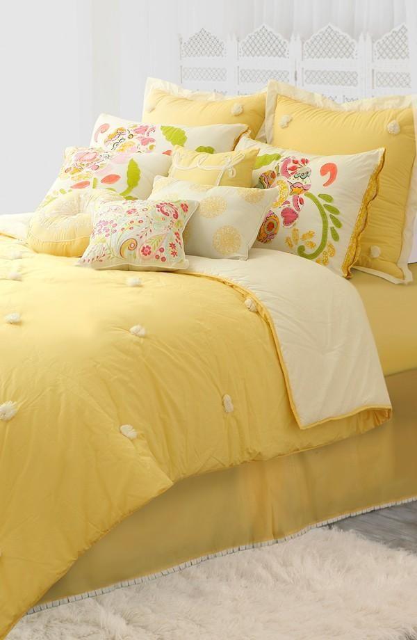 Amarelo é como uma dose de sol - Alegria