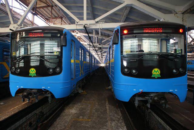 Транспортный блог Saroavto: Киев: Кризис метрополитена - что будет с работой п...