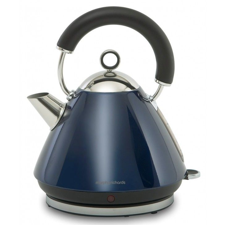 Morphy Richards   1.5L Accents Kettle in Blue   Homeware   5rooms.com