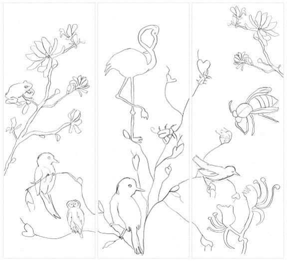 25 best images about vogels tekenen on pinterest watercolor print robins and sun - Warme en koude kleuren in verf ...