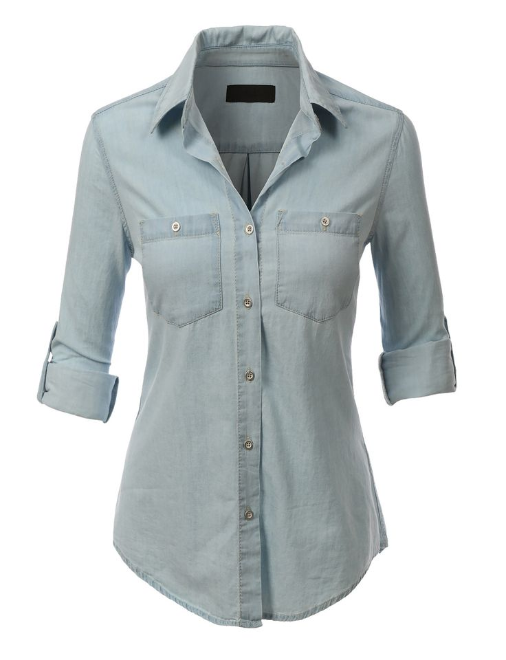25 best ideas about jean shirt outfits on pinterest for Awesome button down shirts
