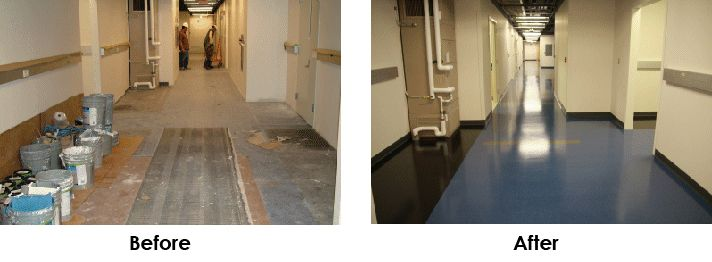 Janitorial Services Commercial Cleaning Building Janitorial Services and Cleaning Company Cost Las Vegas NV | MGM Household Services
