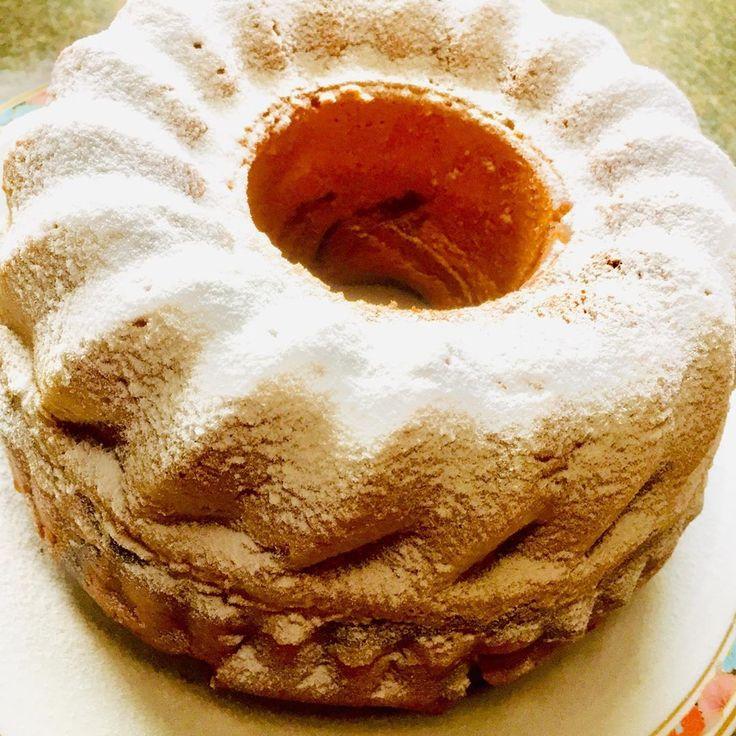 Marmorkuchen 😍😋ciambellone al cioccolato 🍫 #kuchen #kuchendeko #kuchenz… – kuchenzeit