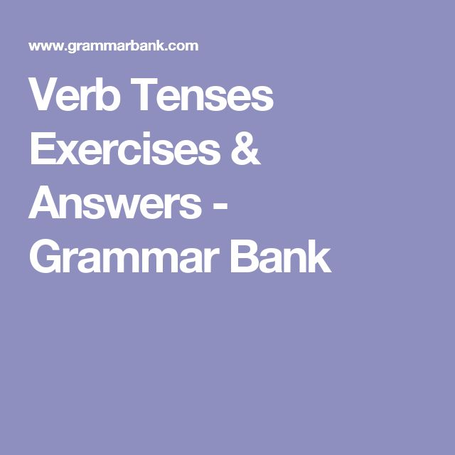 present perfect tense exercises with answers pdf