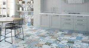 azulejos hidráulicos,elemento decorativo en tendencia,para todas las estancias de la casa