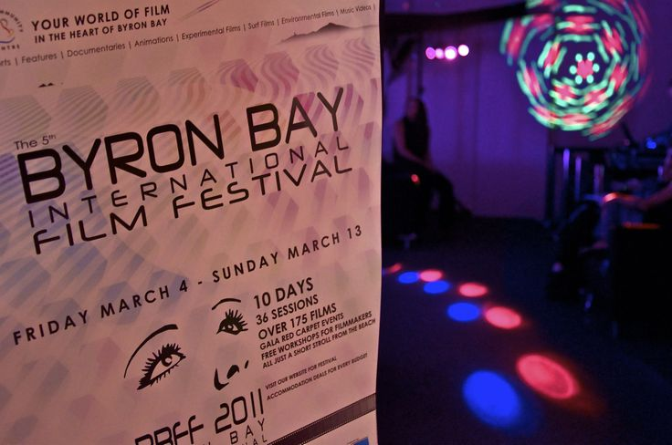 #BBFF 2011 program #filmfestival #festival #international #byronbay #byron