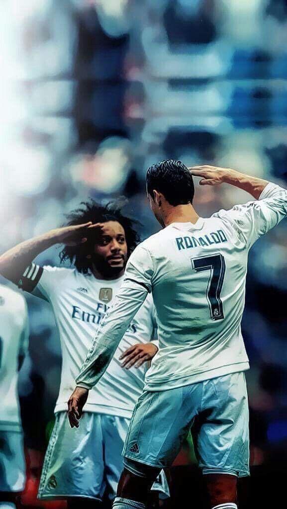 Ronaldo And Marcelo Ronaldo Real Madrid Ronaldo Cristiano