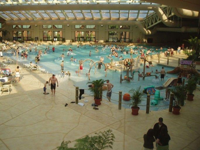 Wisconsin Dells -Wilderness Hotel Resort...